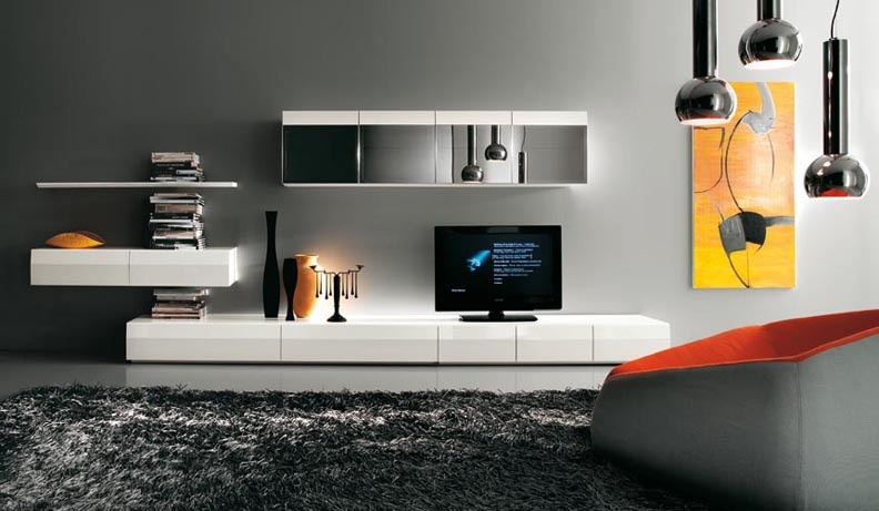 Modern TV Shelves – Alf Da Fre