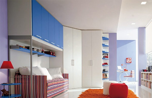 Spacious Kids Bedrooms from Zalf_image