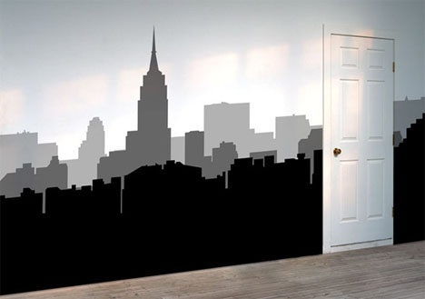 Removable Decorative Vinyl Wall Stickers_image