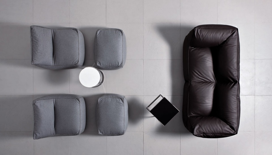 Excellent Design of Italian Sofas and Armchairs_image