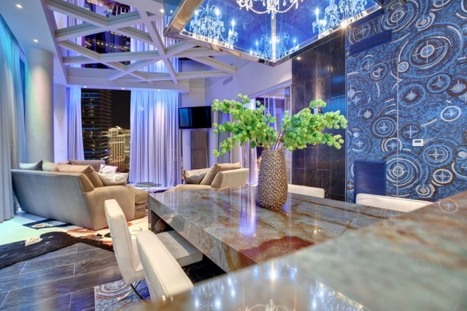 Penthouse in Las Vegas Made to Impress_image