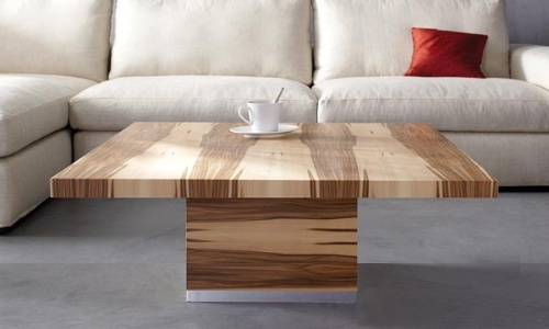 Schulte Design Modern Coffee Tables Come with Moving Parts_image