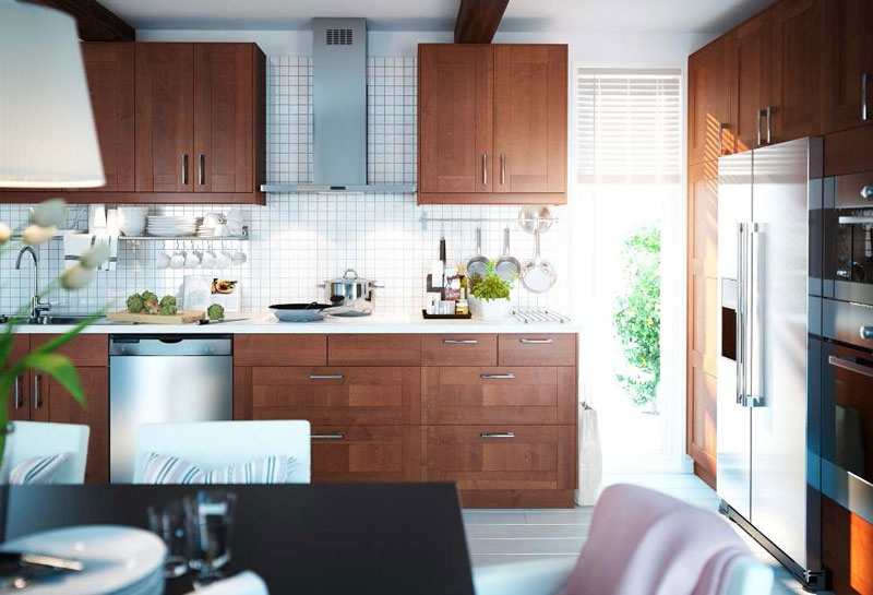 Kitchens for 2012. Made by IKEA_image