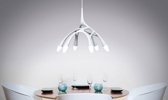 Artistic Pendant Lighting from Next_image
