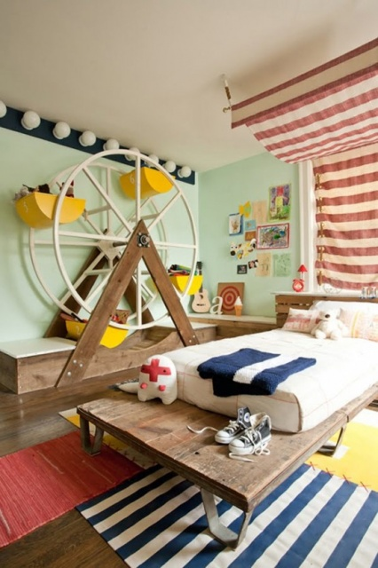 Unique and Creative Children Room Designs_image