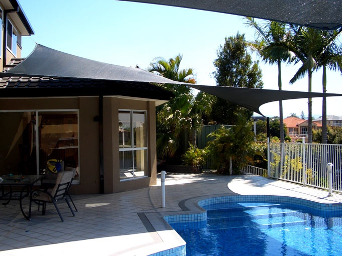 Shade Sails for a Pleasent Outdoor Space_image