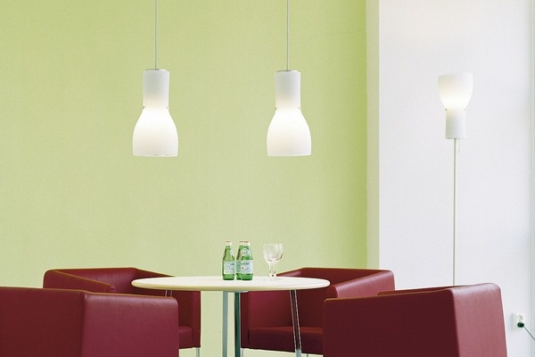 Mouth Blown Glass Lamps_image