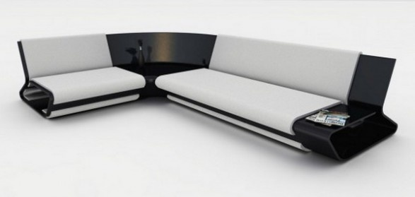 Slim Concepts Sofa by Stephane Perruchon_image