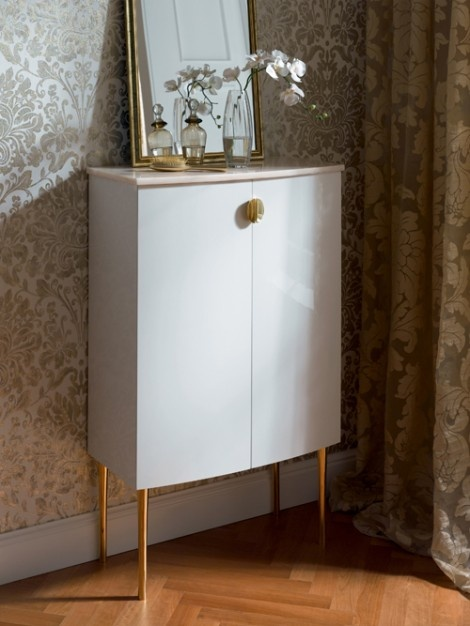 Edition Palais De Luxe Vanity by Keuco Will Make You Feel Like a Million Bucks_image