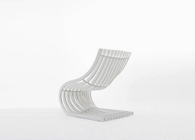 Contemporary Chairs Double Section Furniture Design by Piegatto_image