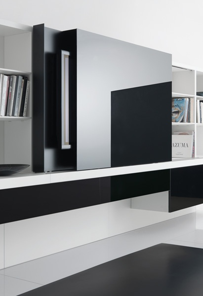 Modern Book Shelves and Sideboards by Acerbis_image
