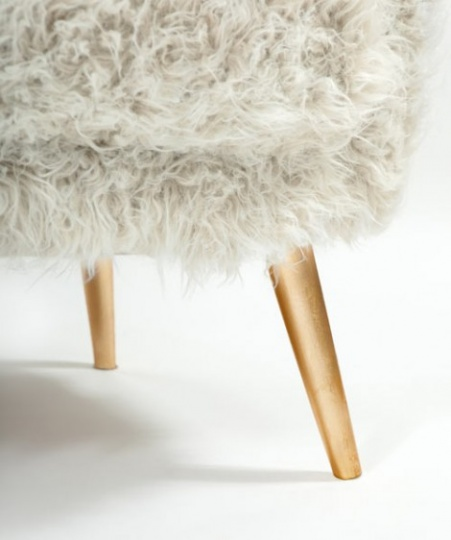 Cutie Chair by Munna Design is Luxurious Furriness_image