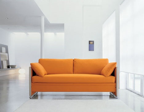 Sweet Transforming Sofa Design_image