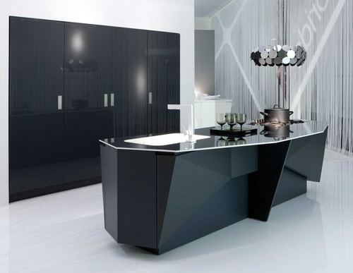 Futuristic Kitchen Design by Florida – Mesh_image