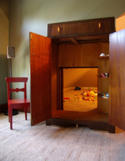 Narnia-like Secret Game Room Is a Great Gift Idea For Your Kids_image