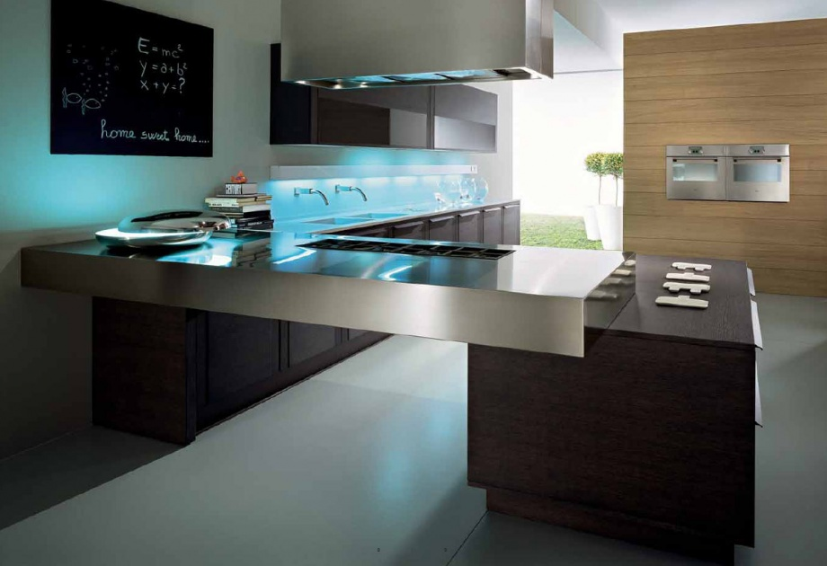 Contemporary Kitchen Philosophy by Pedini_image