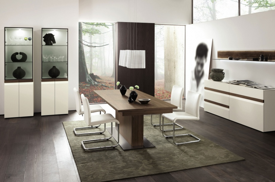 New Range of Dining Room Furniture by Hülsta_image