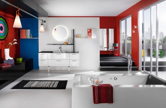 Super Stylish Bathrooms from Delpha_image