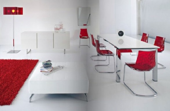 Dinig Room Design Idea from Calligaris_image