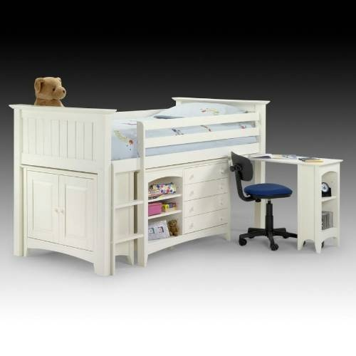 Cameo Painted Sleep Station, Bunk beds, Pine Solutions