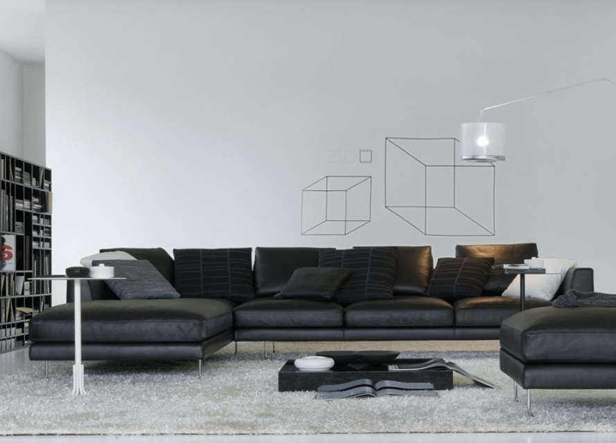 Jesse Brian Corner Sofa Modular Sofas Go Modern Furniture FindMeFurniture