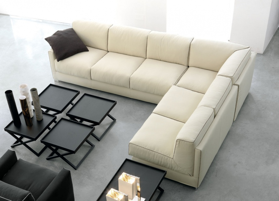Little Corner Sofa Modular Sofas Go Modern Furniture