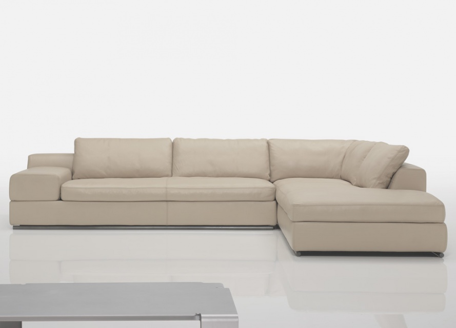 Twin Leather Corner Sofa , Modular sofas, Go Modern Furniture ...