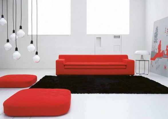 Elegant Soffa Collection by Italian Company_image