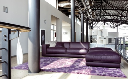 The Blob Is a Purple Sofa Taken to the Max_image