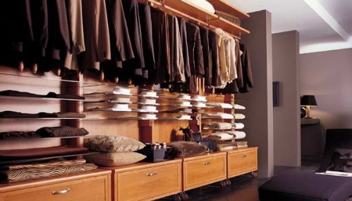 Wardrobes and Walk In Closets from Falegnameria 1946 of Italy_image