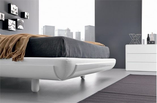 Fusion - Bed For Modern Bedroom _image