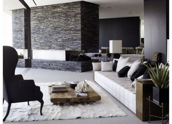 Modern and Gorgeous Living Rooms Pictures by Richard Powers_image