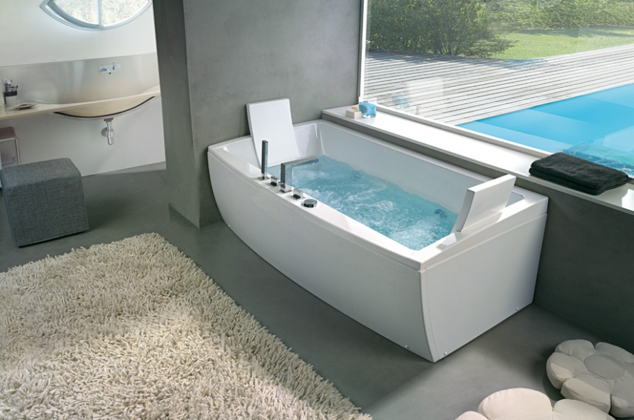 Bathtubs by BluBleu made for relaxation_image