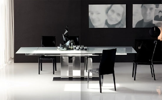 Glamourous Dining Rooms from Cattelan Italia_image