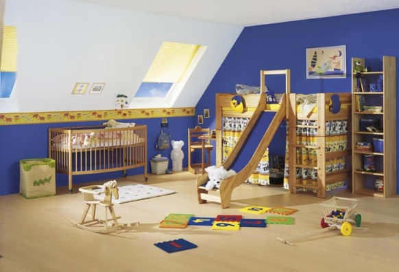 Themed Rooms for Kids from Team 7_image