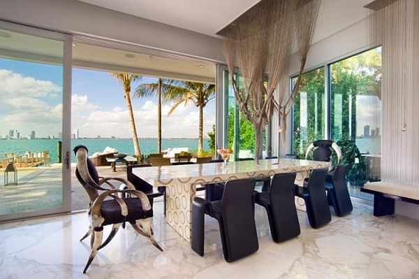 Contemporay Valentina Villa in Miami Beach_image