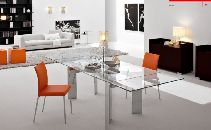 Beautiful Dining Rooms From Cattelan Italia_image