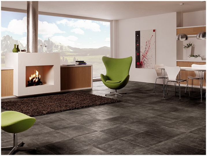 Beautiful Ceramic Floor & Wall Tiles From Refin_image