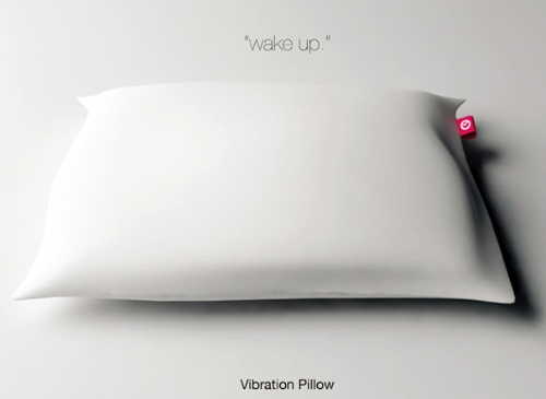 Alarm Pillow Will Wake You Up Every Day_image