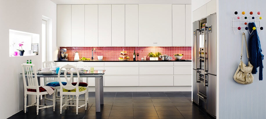 Relaxed Scandinavian Style Kitchens_image