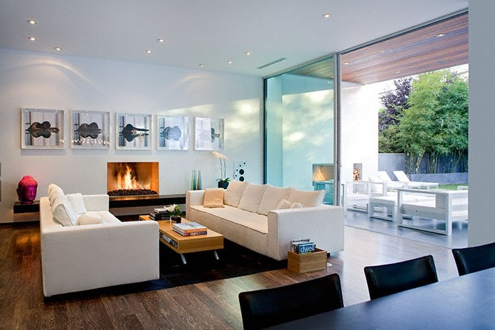 Simple Modern House With Amazingly Comfy Interior_image