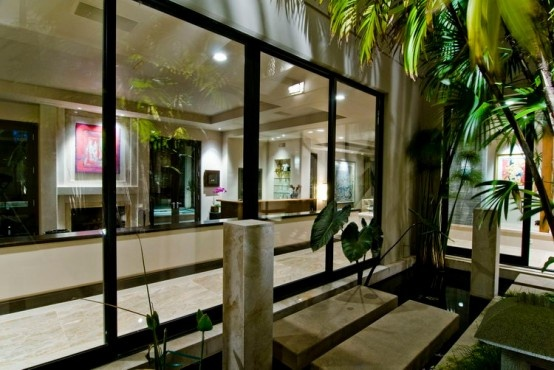 Contemporary House With a Little Inspiration from Asia_image