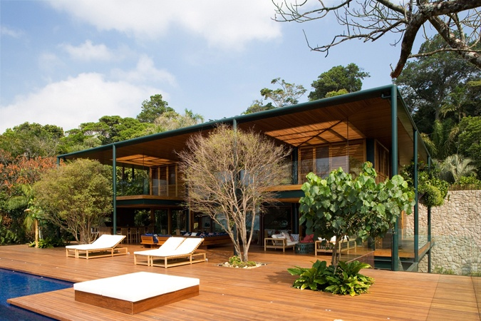Holiday House Near Sao Paulo, Brazil_image