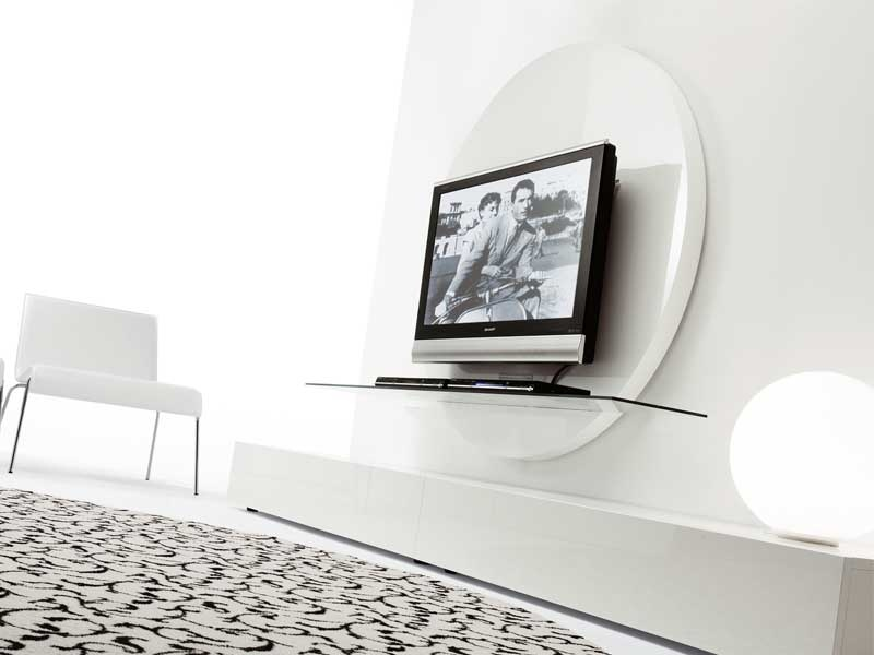 Pacini & Cappellini Unique TV Stands_image