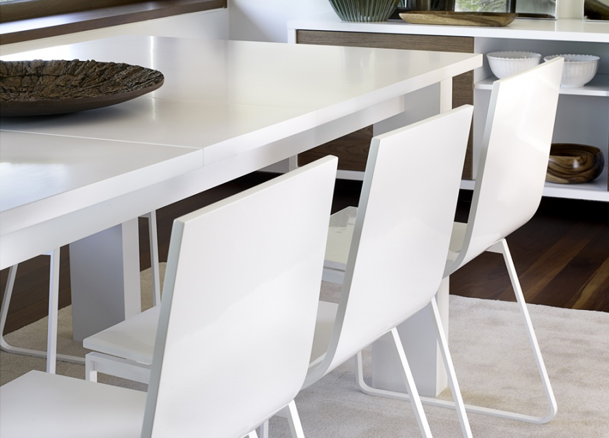 Glimmer Extending Dining Table Extendable Tables