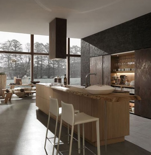 Modern German Kitchen Designs by Rational_image