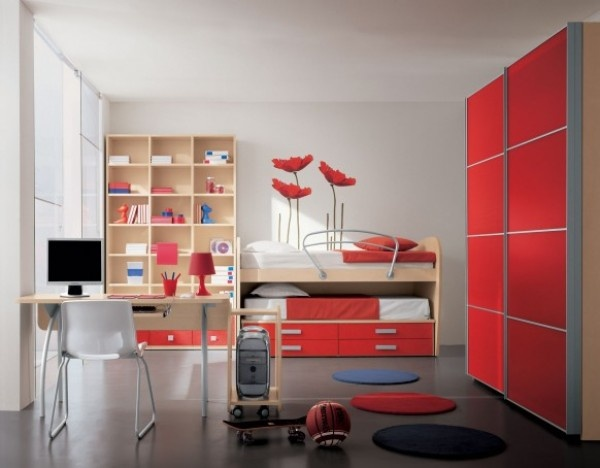 Bring Red into your Home and Bring Excitement_image