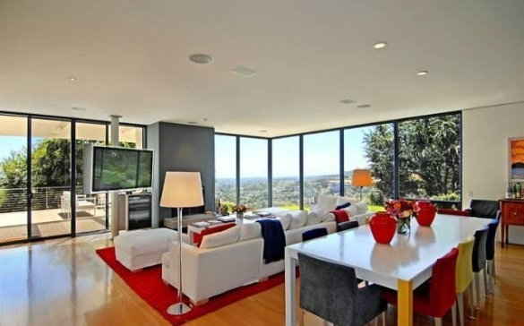 Beautiful Bel Air House Jennifer Aniston Bought_image