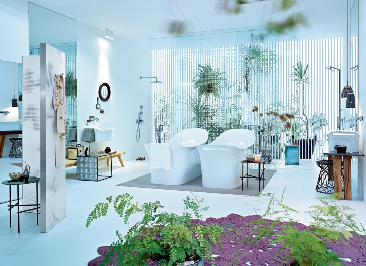 Bathroom Design Ideas From Hansgrohe_image