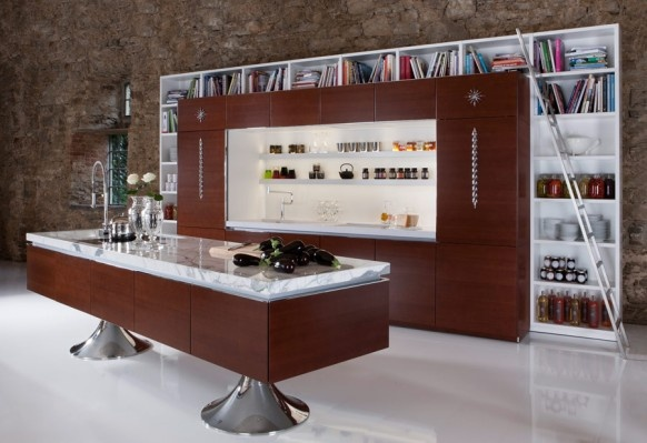 Philippe Starck Kitchens for Warendorf_image